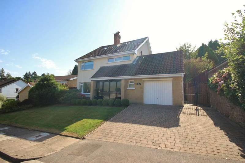 5 Bedrooms Detached House for sale in Windsor Avenue, Radyr, Cardiff