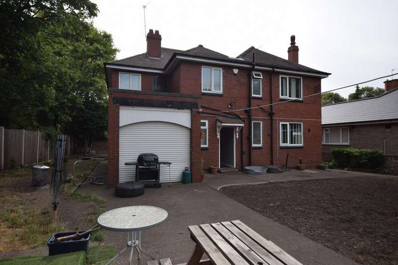 4 Bedrooms Detached House for sale in Town Fields, Doncaster
