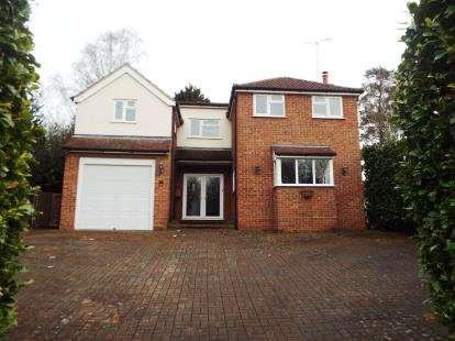 4 Bedrooms Detached House for sale in Hertford Road, Stevenage, Hertfordshire, England