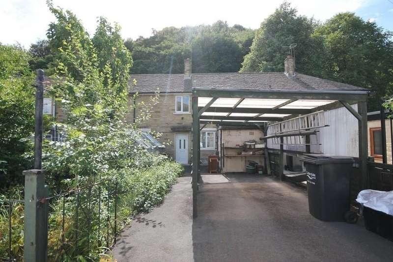 2 Bedrooms Terraced House for sale in Lineholme Avenue, Todmorden