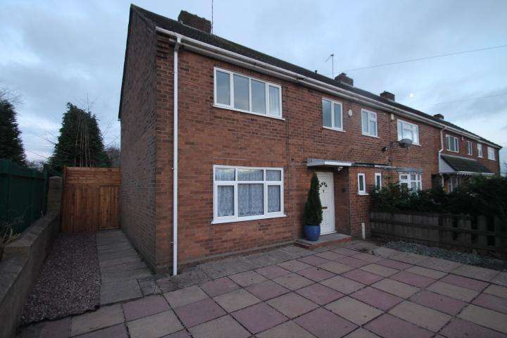 5 Bedrooms Semi Detached House for sale in Stella Road, Tipton, DY4