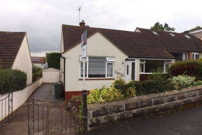 2 Bedrooms Bungalow for sale in Banwell, Weston Super Mare, Somerset