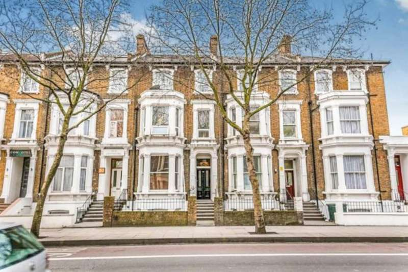 7 Bedrooms Maisonette Flat for sale in Shepherds Bush Road, London