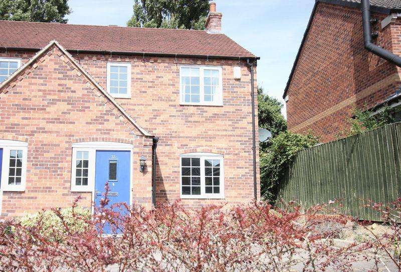 3 Bedrooms Semi Detached House for sale in Carram Close, Lincoln