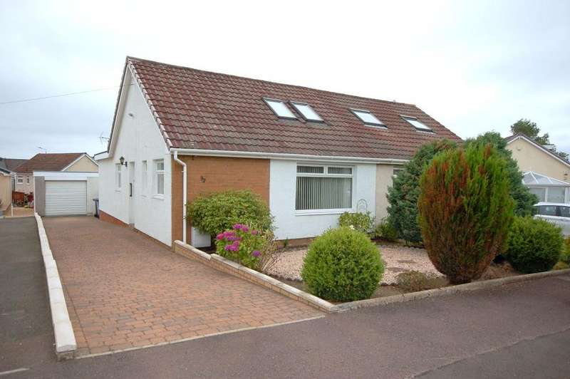 3 Bedrooms Semi Detached House for sale in Cherrytree Crescent, Larkhall