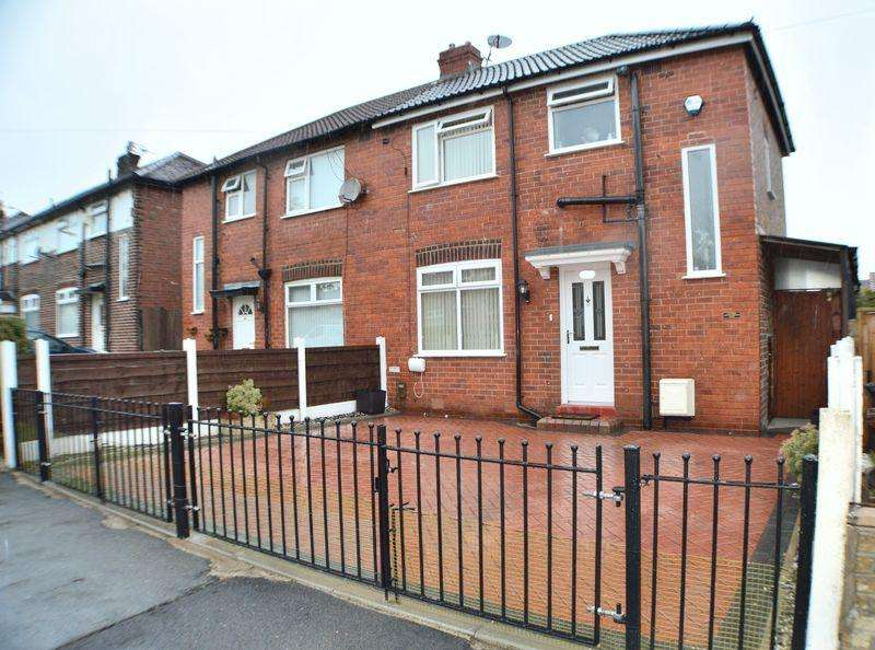 3 Bedrooms Semi Detached House for sale in Moorfield Avenue, Manchester