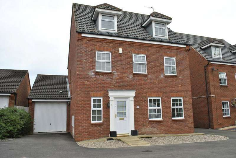 5 Bedrooms House for sale in Swan Close, Glen Parva, LE2