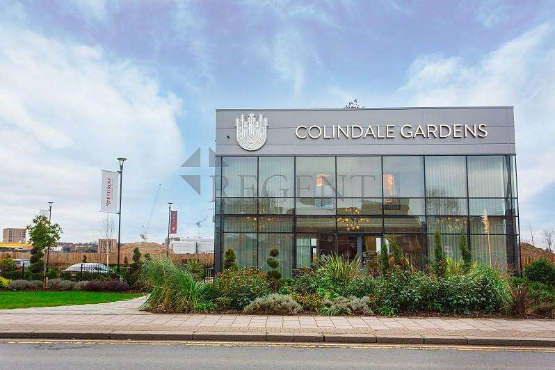 2 Bedrooms Apartment Flat for sale in Colindale Gardens, NW9