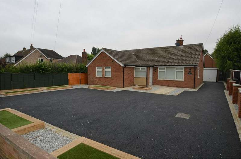 4 Bedrooms Detached Bungalow for sale in Sand Lane, NORTHILL, BIGGLESWADE, Bedfordshire