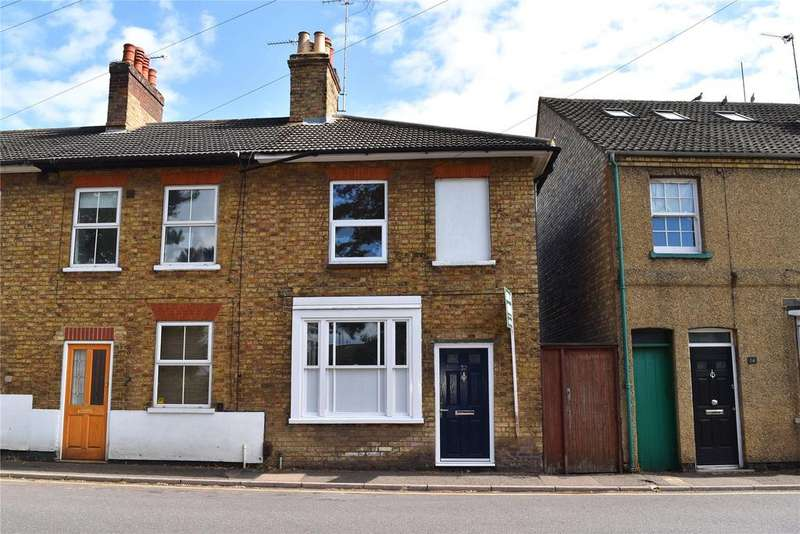2 Bedrooms End Of Terrace House for sale in St. Andrews Street, Leighton Buzzard