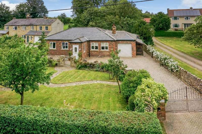 4 Bedrooms Detached Bungalow for sale in The Orchard, Manfield, Nr Darlington