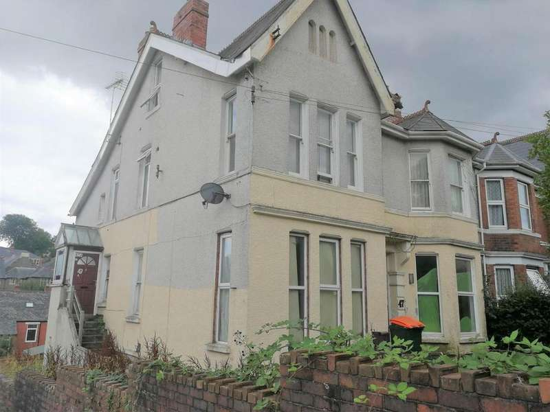 5 Bedrooms Semi Detached House for sale in Oakfield Road, Newport,