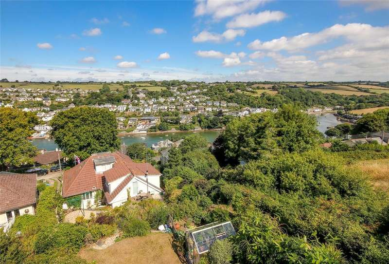 5 Bedrooms Detached House for sale in Stoke Road, Noss Mayo, Plymouth, Devon, PL8