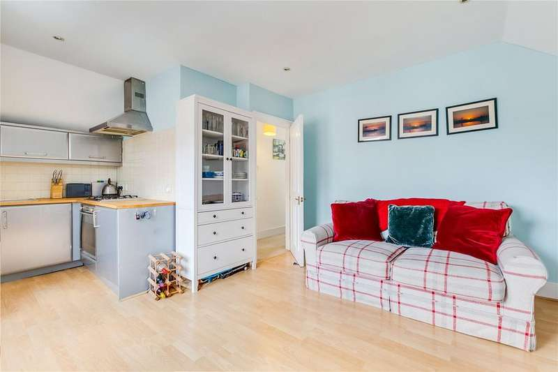 1 Bedroom Flat for sale in Abbeville Road, London, SW4