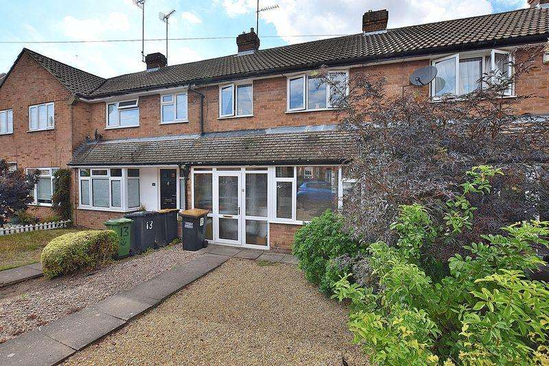 3 Bedrooms Terraced House for sale in Grove Road, Priory Area