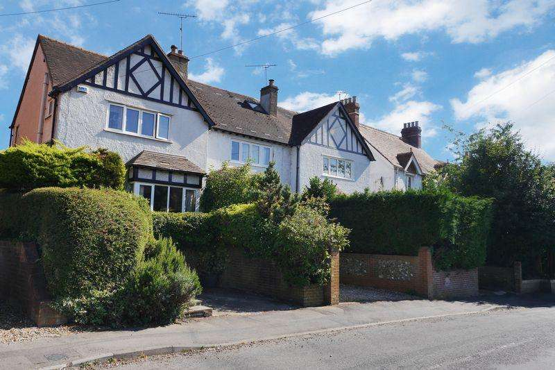 2 Bedrooms End Of Terrace House for sale in Victoria Road, Wargrave