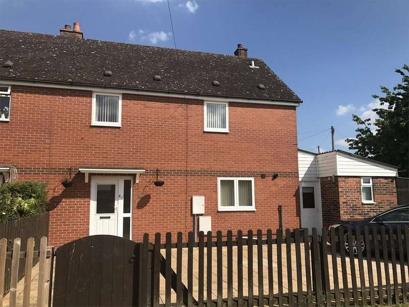3 Bedrooms Semi Detached House for sale in King Alfreds Road, Sedbury, Chepstow, NP16