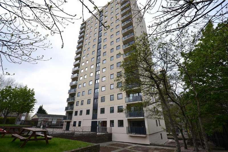 3 Bedrooms Apartment Flat for sale in 94 Candia Towers, Jason Street, Liverpool