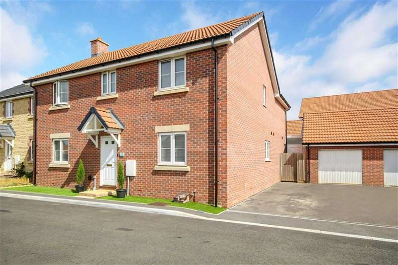 4 Bedrooms Detached House for sale in Hewlett Place, St Andrews Ridge