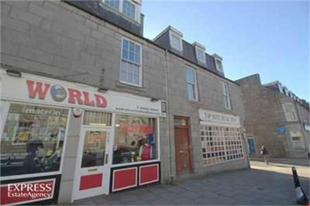 2 Bedrooms Flat for sale in Crown Street, Aberdeen