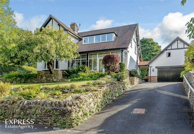 4 Bedrooms Detached House for sale in Lascelles Road, Buxton, Derbyshire