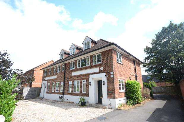2 Bedrooms Apartment Flat for sale in Kentwood Hill, Tilehurst, Reading