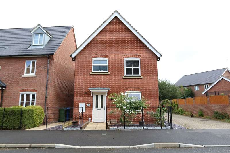 3 Bedrooms Detached House for sale in Butler Drive, Bracknell, Berkshire, RG12