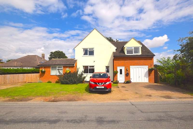 6 Bedrooms Detached House for sale in Windmill Road, Manningtree, Essex, CO11