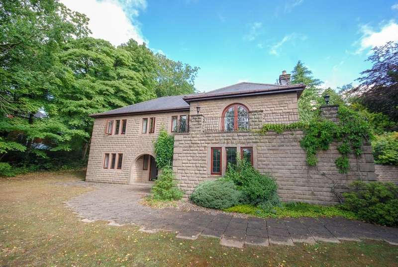 5 Bedrooms Detached House for sale in Beeches, Carlisle Road, Buxton