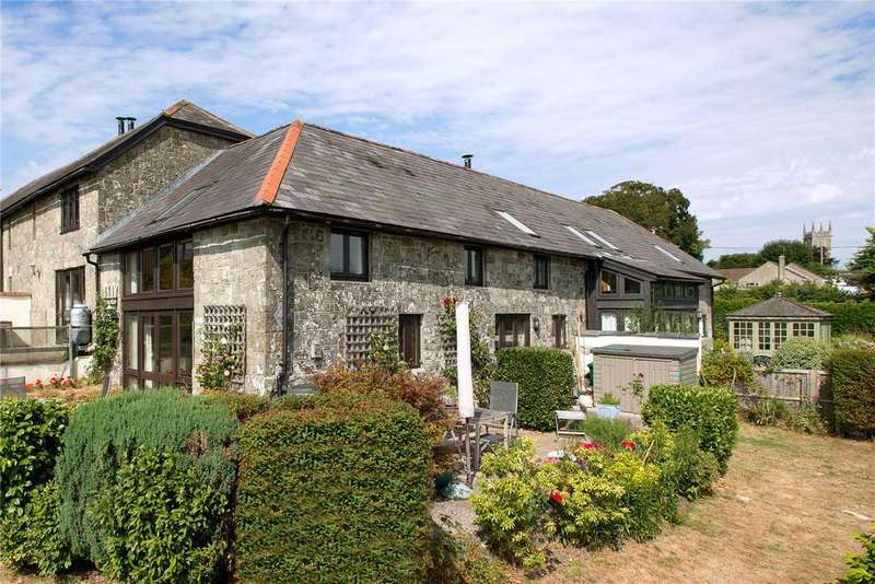 4 Bedrooms Barn Conversion Character Property for sale in Foyle Hill, Shaftesbury, SP7