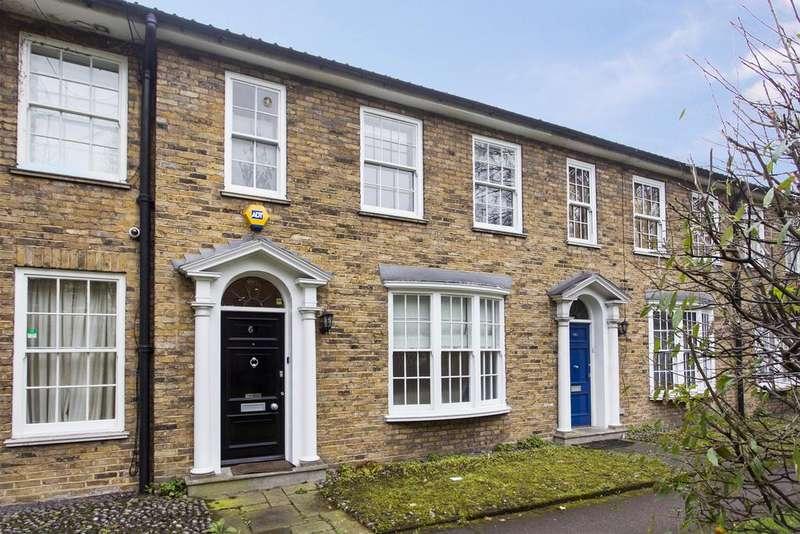 2 Bedrooms Terraced House for sale in St Paul's Road, Islington, London, N1