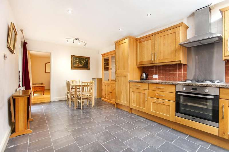 3 Bedrooms Terraced House for sale in Belfont Walk, London, N7