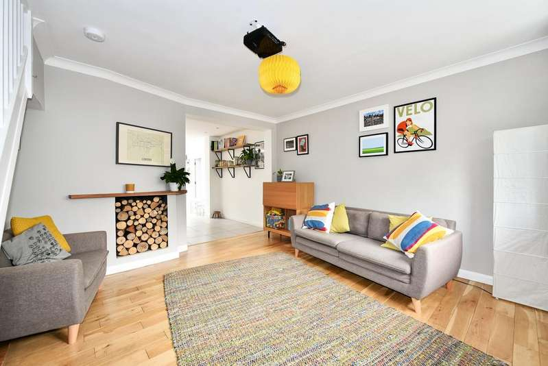 3 Bedrooms End Of Terrace House for sale in Tremaine Close Brockley SE4