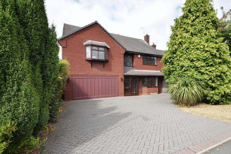 6 Bedrooms Detached House for sale in Rosewood Park, Cheslyn Hay, Walsall