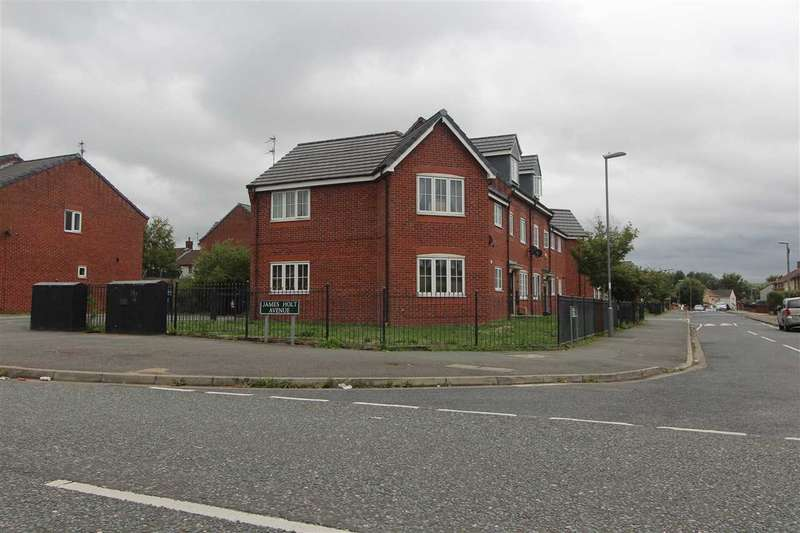 2 Bedrooms Apartment Flat for sale in James Holt Avenue, Kirkby