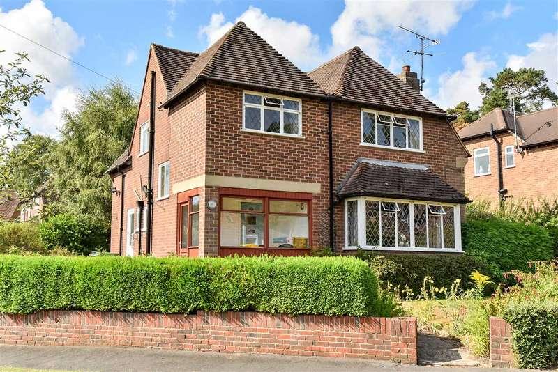 4 Bedrooms Detached House for sale in Spring Woods, Longdown Lodge Estate, Sandhurst