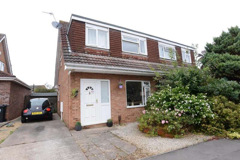 3 Bedrooms Semi Detached House for sale in Edgewood Close, Longwell Green, Bristol, BS30 9XR