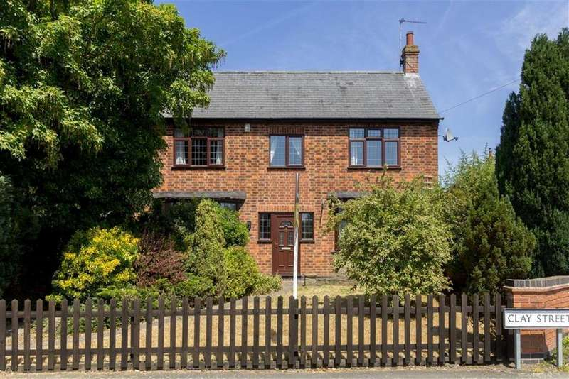 3 Bedrooms Detached House for sale in Brook Street, Wymeswold, LE12