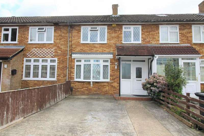 3 Bedrooms Terraced House for sale in Bromycroft Road, Slough, Berkshire