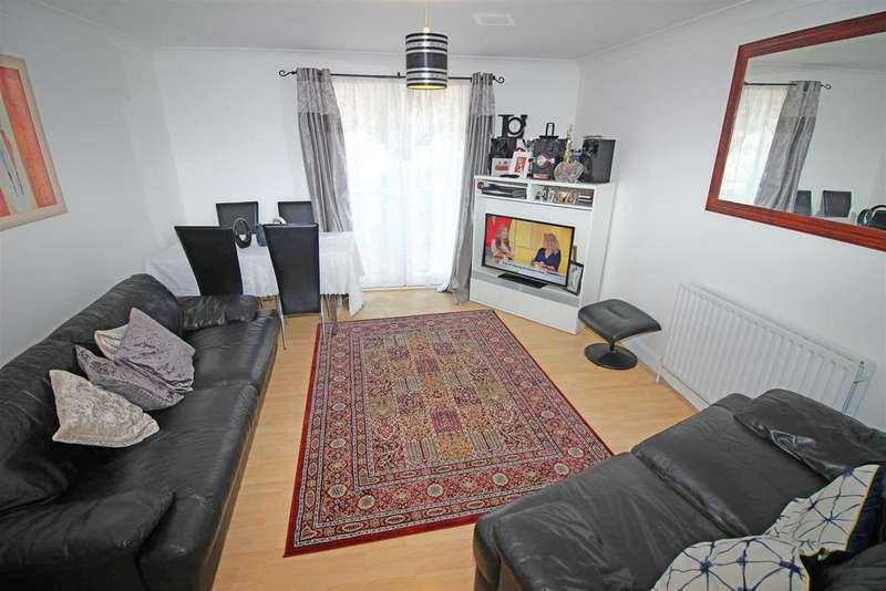 2 Bedrooms Flat for sale in Lee Conservancy Road, London