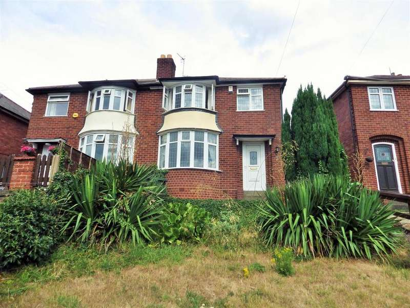 3 Bedrooms Semi Detached House for sale in Hillside Avenue, Rowley Regis