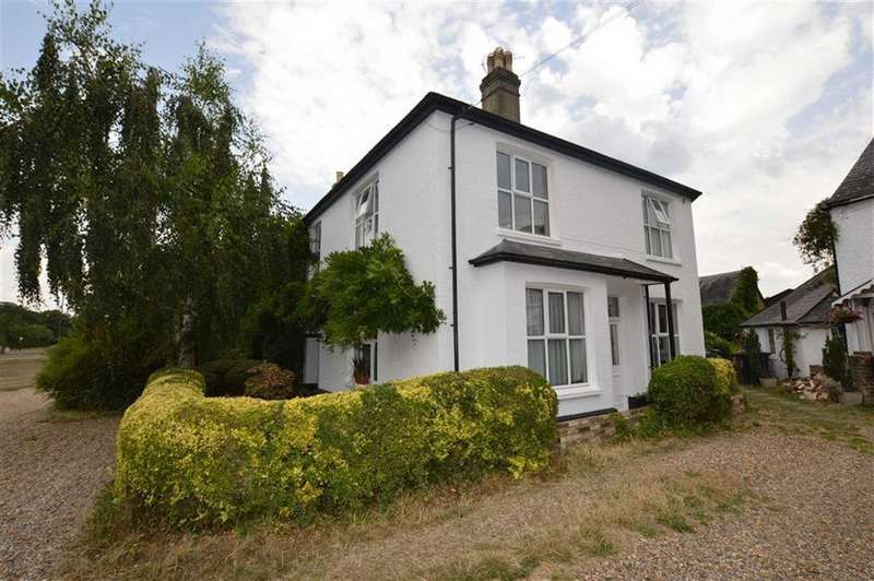 3 Bedrooms Semi Detached House for sale in The Green, Croxley Green, Rickmansworth Hertfordshire, WD3