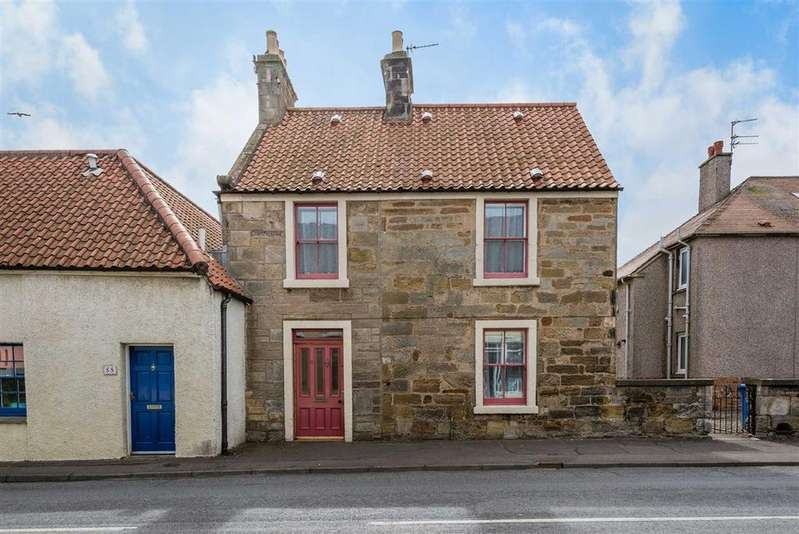 3 Bedrooms Semi Detached House for sale in James Street, Pittenweem, Fife