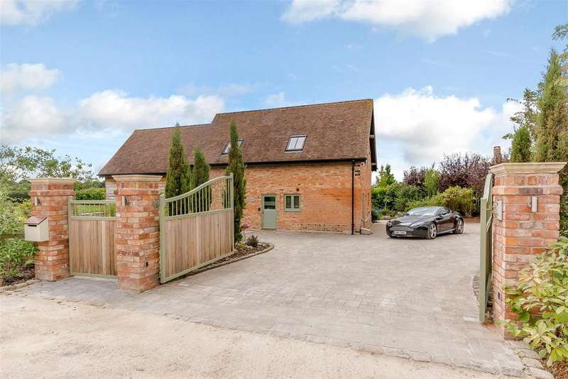 4 Bedrooms Barn Conversion Character Property for sale in Grafton Lane, Ardens Grafton, Warwickshire