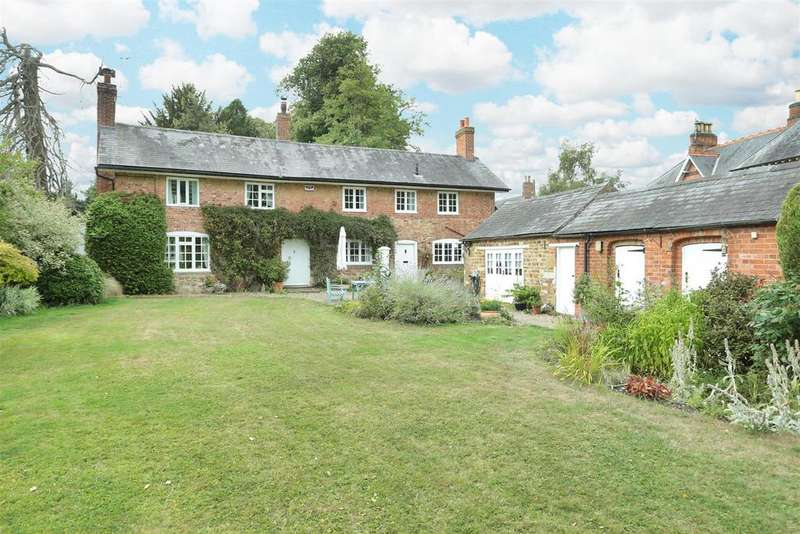 3 Bedrooms Cottage House for sale in Main Street, Carlton Curlieu, Leicestershire