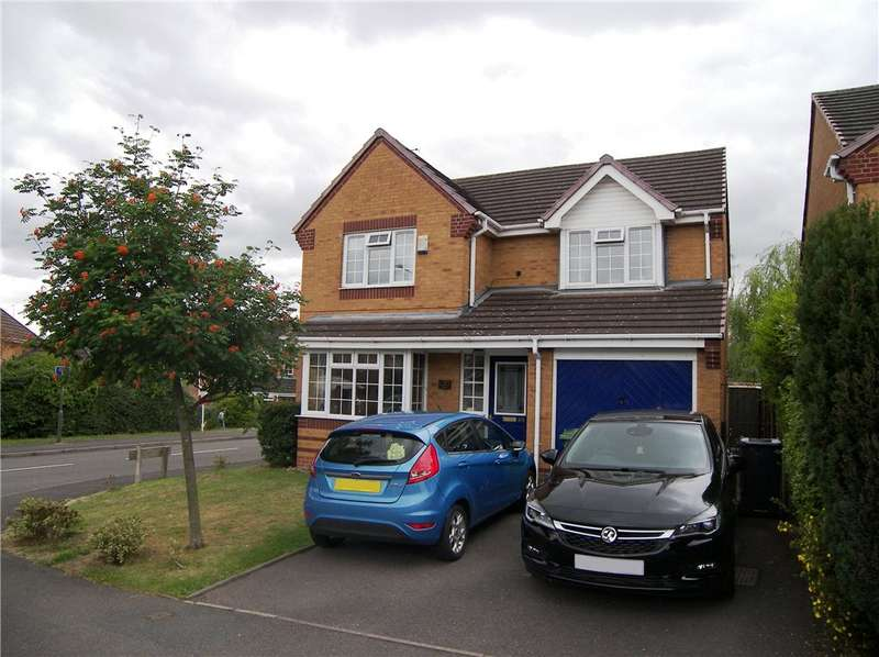 4 Bedrooms Detached House for sale in Ashford Rise, Belper, Derbyshire, DE56