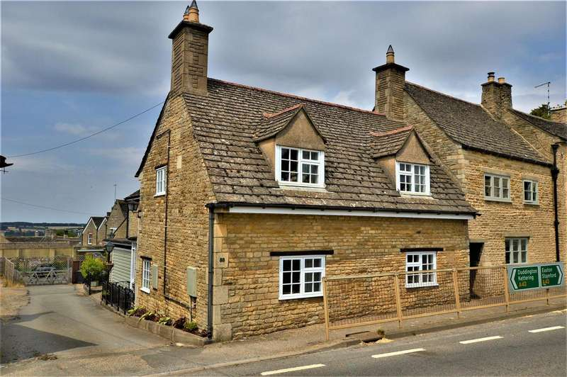 4 Bedrooms Detached House for sale in Main Road, Collyweston, Stamford