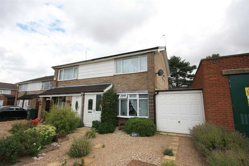 2 Bedrooms Detached House for sale in Long Furrow, East Goscote, Leicester