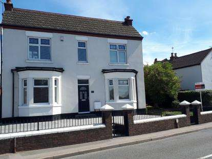 3 Bedrooms Detached House for sale in Woodway Lane, Walsgrave, Coventry, West Midlands