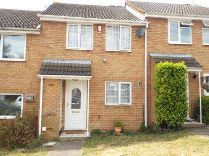 3 Bedrooms Terraced House for sale in Brussels Way, Luton, Bedfordshire